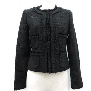 アナイ(ANAYI)のANAYIアナイ⭐ツイードジャケット&スカート スーツ セットアップ1031(スーツ)