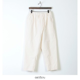 1LDK SELECT - ordinary fits twist pants ecru