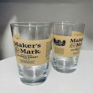 サントリー(サントリー)の【Makers Mark メーカーズマーク】グラス 6点セット(グラス/カップ)