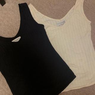 ルームサンマルロクコンテンポラリー(room306 CONTEMPORARY)のroom306 contemporary Cotton V Tank Tops(タンクトップ)