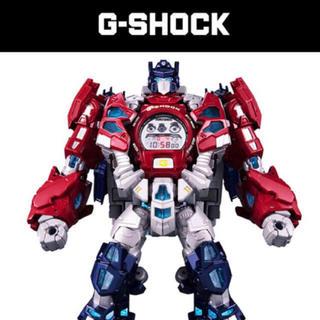 ジーショック(G-SHOCK)の★新品未開封★ DW-6900TF-SET G-SHOCK トランスフォーマー(腕時計(デジタル))