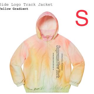 シュプリーム(Supreme)のSide Logo Track Jacket サイドロゴ side logo(ナイロンジャケット)