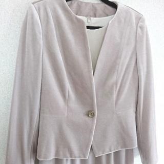 アナイ(ANAYI)の新品⭐定価62,640円⭐ANAYI⭐ジャケット&ワンピースセット スーツ103(スーツ)