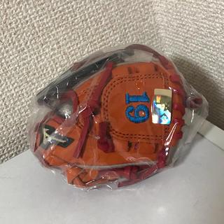 ミズノ(MIZUNO)の菅野智之1000投球回記念ミニチュアグラブ(記念品/関連グッズ)
