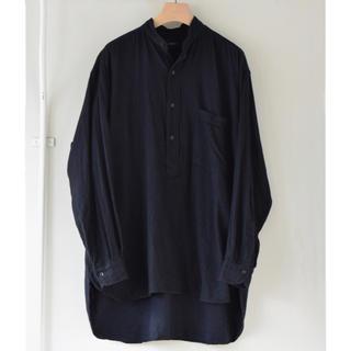 COMOLI - COMOLI コモリ 20AW シルクネルプルオーバーシャツ 1 新品