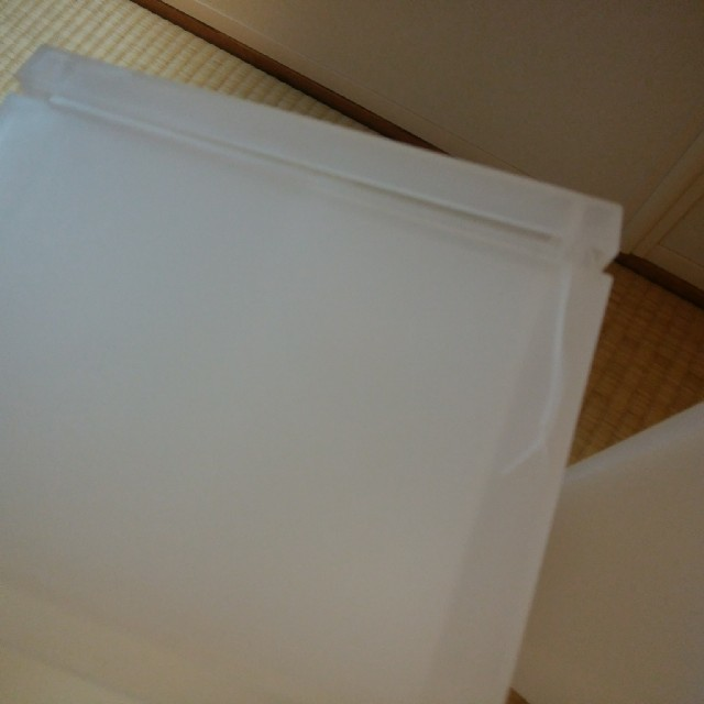 MUJI (無印良品)(ムジルシリョウヒン)の無印良品 ポリプロピレン 収納ケース 3個 インテリア/住まい/日用品の収納家具(ケース/ボックス)の商品写真