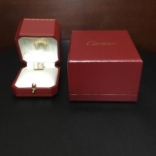 カルティエ(Cartier)のカルティエ 空箱 リングケース(その他)