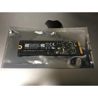 アップル(Apple)のApple SSD 純正 256GB Macbook air pro(PCパーツ)