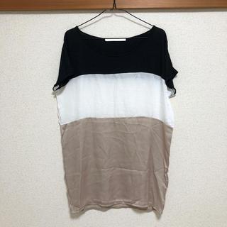 ブラックバイマウジー(BLACK by moussy)の【まだまだ綺麗に着れます】BLACK BY MOUSSY Tシャツ(シャツ/ブラウス(半袖/袖なし))