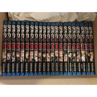 集英社 - 鬼滅の刃 1〜21巻 全巻セット 新品