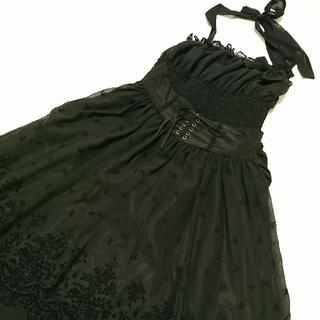 ヴィクトリアンメイデン(Victorian maiden)のメイデン セットアップ(ひざ丈スカート)