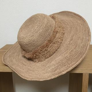 ヘレンカミンスキー(HELEN KAMINSKI)の新品 ヘレンカミンスキー 麦わら帽子(麦わら帽子/ストローハット)