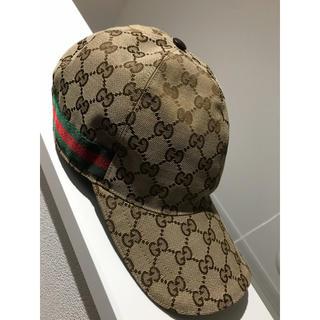 Gucci - GUCCI キャップ XL サイズ