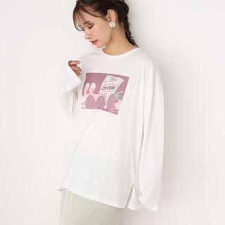 ワンアフターアナザーナイスクラップ(one after another NICE CLAUP)のヤングオイスターズ ロングTシャツ(Tシャツ(長袖/七分))