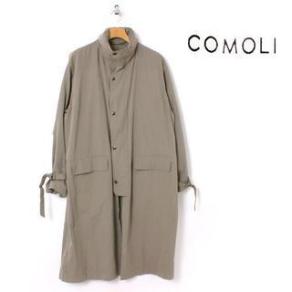 コモリ(COMOLI)のCOMOLI STORM COAT ストームコート 定価88,560円 コモリ(その他)
