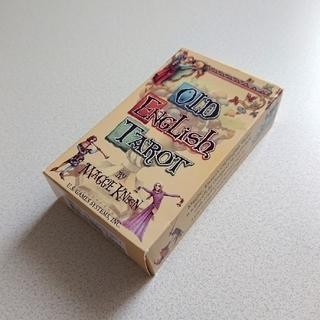 タロットカード  78枚  未使用品