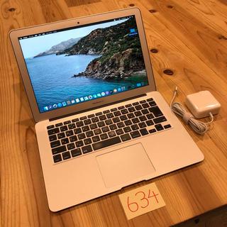 Mac (Apple) - i7 8GB 256GB MacBook air 13インチ early2014