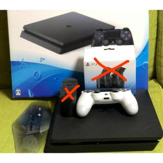 PlayStation4 - PlayStation4 本体(500GB)+ 充電スタンド付