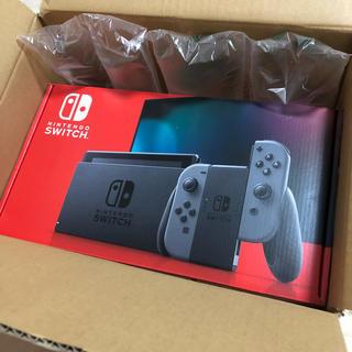 ニンテンドースイッチ(Nintendo Switch)のNintendo Switch スイッチ 新モデル 新型 新品 本体(家庭用ゲーム機本体)
