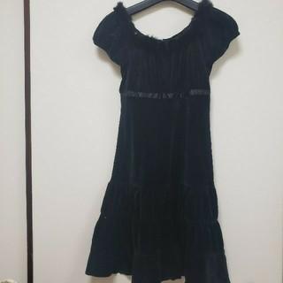 チュチュアンナ(tutuanna)のドレス ワンピース tutuanna(ひざ丈ワンピース)