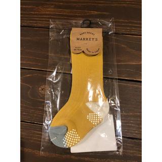 マーキーズ(MARKEY'S)の《新品未使用》MARKEY'S ソックス 10-15cm(靴下/タイツ)