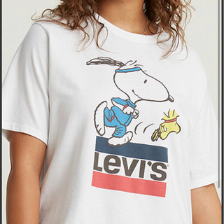 リーバイス(Levi's)のリーバイス スヌーピー Tシャツ(Tシャツ(半袖/袖なし))