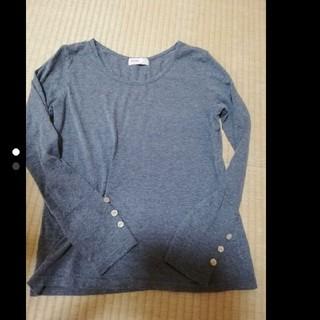 ライトオン(Right-on)の同梱50円薄手トップスカットソー(Tシャツ(長袖/七分))