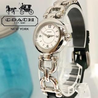 COACH - コーチ時計 レディース腕時計 新品電池 37 アンティーク