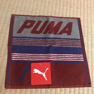 プーマ(PUMA)のPUMA ミニタオル(タオル/バス用品)