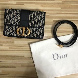 "Christian Dior - Dior""30 Montaigne"" ショルダーバッグ"