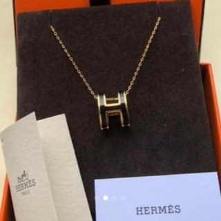 エルメス(Hermes)のエルメスポップアッシュネックレス(ネックレス)
