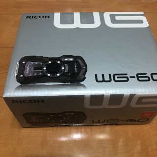 RICOH - RICOH WG-60 レッド