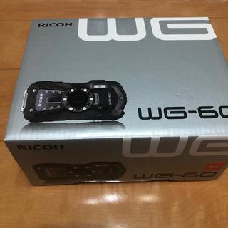 リコー(RICOH)のRICOH WG-60 レッド 連休限定値下げ!(コンパクトデジタルカメラ)