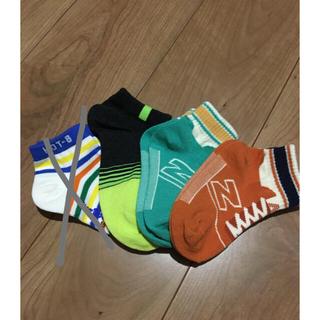 ニューバランス(New Balance)の新品 ナイキ ニューバランス ホットビスケット(靴下/タイツ)