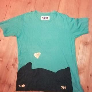 ツモリチサト cats Tシャツ (Tシャツ(半袖/袖なし))