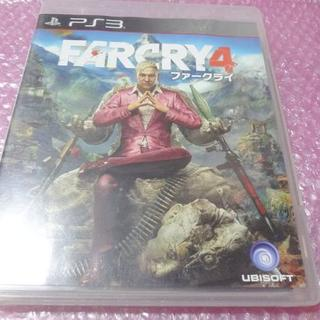 PlayStation3 - PS3 FAR CRY4 GAME内マニュアル⇒送料無料