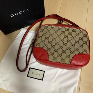 Gucci - GUCCIグッチショルダーバッグ56000円→54500円値下げしました。
