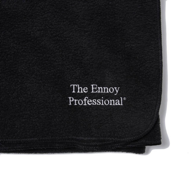 1LDK SELECT(ワンエルディーケーセレクト)のENNOY フリースブランケット エンノイ メンズのファッション小物(その他)の商品写真