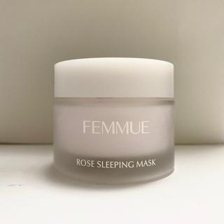 Cosme Kitchen - FAMMUE ROSE SLEEPING MASK
