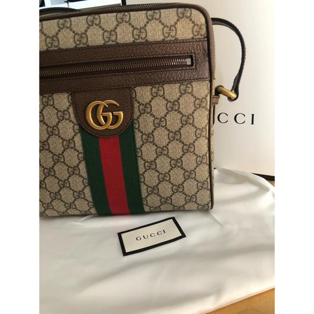 Gucci(グッチ)のGUCCI メッセンジャーバッグ メンズのバッグ(メッセンジャーバッグ)の商品写真