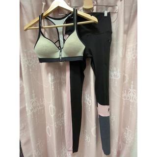 Victoria's Secret - PINK スポーツウェア2点セット♡