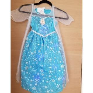 Disney - ディズニー エルザ ドレス ワンピース