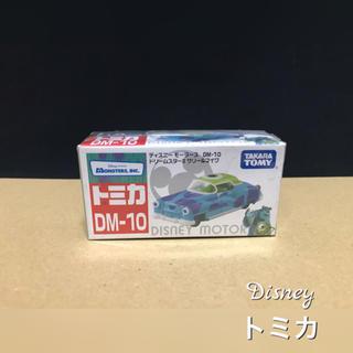 Takara Tomy - トミカ ディズニー モンスターズインク ドリームスターⅡ サリー マイク