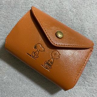 スヌーピー(SNOOPY)のスヌーピー コンパクト財布✨(財布)