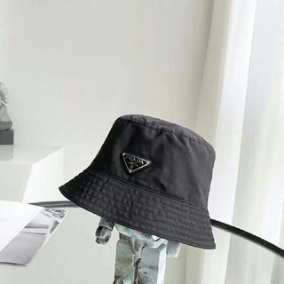 PRADA - バケットハット 漁夫帽