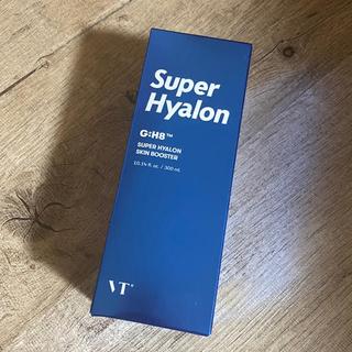ドクタージャルト(Dr. Jart+)のVT スーパー ヒアルロン スキン ブースター(化粧水/ローション)