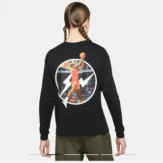 FRAGMENT - NIKE JORDAN FRAGMENT L/S Tシャツ ロンT