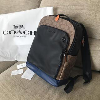 コーチ(COACH)の新品 コーチ COACH リュック バックパック 正規品(バッグパック/リュック)