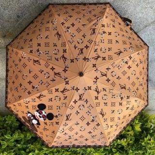 LOUIS VUITTON - ノベルティー ルイヴィトン折り畳み傘