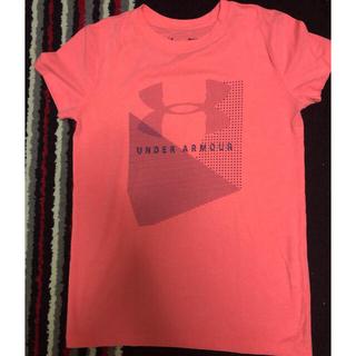 アンダーアーマー(UNDER ARMOUR)のトレーニングシャツ、レディース(Tシャツ(半袖/袖なし))
